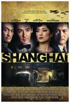 Shanghai - 11 x 17 Movie Poster - Style A