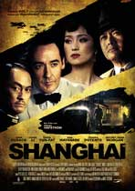 Shanghai - 27 x 40 Movie Poster - German Style A