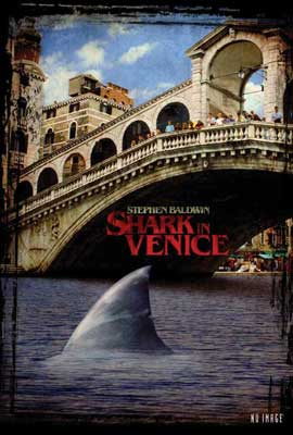 Shark in Venice - 11 x 17 Movie Poster - Style A