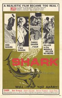 Shark! - 27 x 40 Movie Poster - Style A
