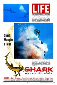 Shark! - 27 x 40 Movie Poster - Style B