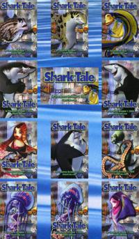 Shark Tale - 11 x 17 Movie Poster - Style D