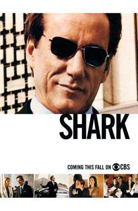 Shark (TV) - 11 x 17 TV Poster - Style A