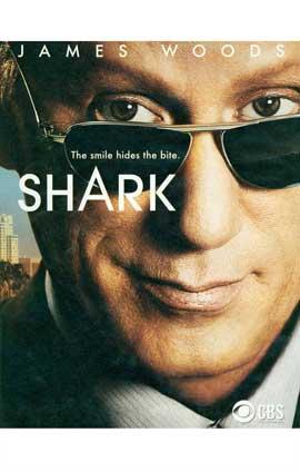 Shark (TV) - 11 x 17 TV Poster - Style B