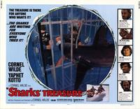 Sharks' Treasure - 11 x 14 Movie Poster - Style A