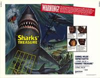 Sharks' Treasure - 11 x 14 Movie Poster - Style C