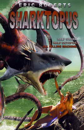 Sharktopus - 11 x 17 Movie Poster - Style A