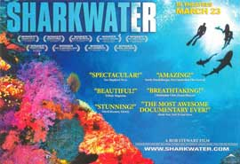 Sharkwater - 11 x 17 Movie Poster - Style A