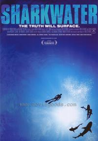 Sharkwater - 43 x 62 Movie Poster - Bus Shelter Style A