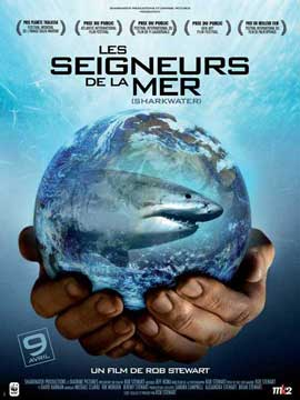 Sharkwater - 27 x 40 Movie Poster - French Style A