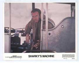Sharky's Machine - 11 x 14 Movie Poster - Style A