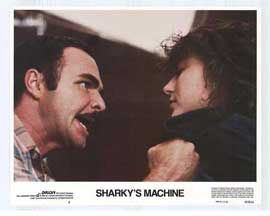Sharky's Machine - 11 x 14 Movie Poster - Style E