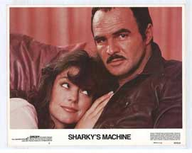 Sharky's Machine - 11 x 14 Movie Poster - Style F