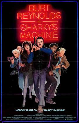 Sharky's Machine - 11 x 17 Movie Poster - Style B