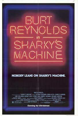 Sharky's Machine - 11 x 17 Movie Poster - Style C
