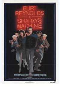 Sharky's Machine - 27 x 40 Movie Poster - Style B
