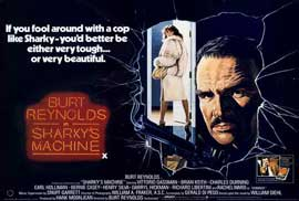 Sharky's Machine - 27 x 40 Movie Poster - Style A