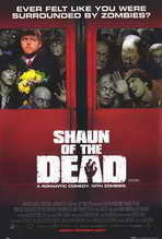 """Shaun of the Dead"" Movie Poster"