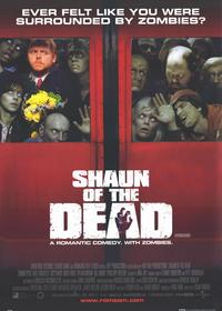 Shaun of the Dead - 11 x 17 Movie Poster - Style C