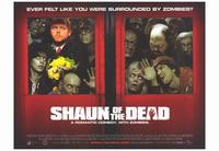 Shaun of the Dead - 43 x 62 Movie Poster - Bus Shelter Style A