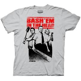 Shaun of the Dead - Bash 'Em In The Head T-Shirt