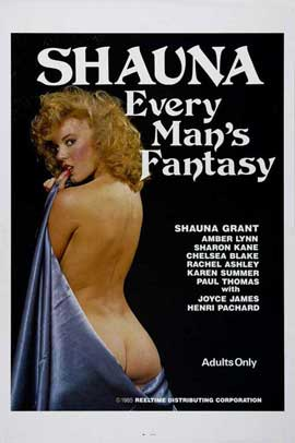 Shauna: Every Man's Fantasy - 11 x 17 Movie Poster - Style A
