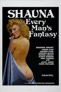 Shauna: Every Man's Fantasy - 27 x 40 Movie Poster - Style A