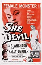 She Devil - 11 x 17 Movie Poster - Style A