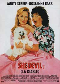 She-Devil - 11 x 17 Movie Poster - French Style A