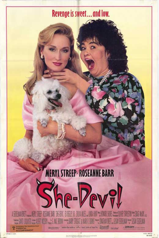 She Devil Movie Posters From Movie Poster Shop