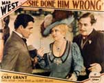 She Done Him Wrong - 11 x 14 Movie Poster - Style A