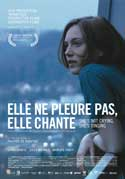 She Is Not Crying, She Is Singing - 11 x 17 Movie Poster - Belgian Style A