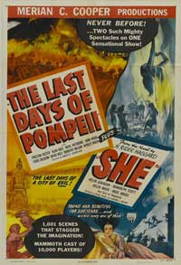 She - 43 x 62 Movie Poster - Bus Shelter Style D