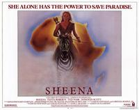 Sheena - 11 x 14 Movie Poster - Style A