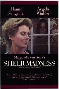 Sheer Madness - 27 x 40 Movie Poster - Style A