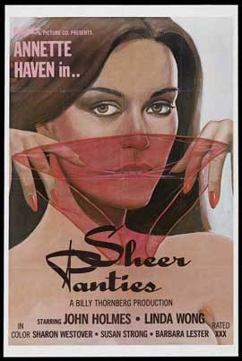 Sheer Panties - 11 x 17 Movie Poster - Style A