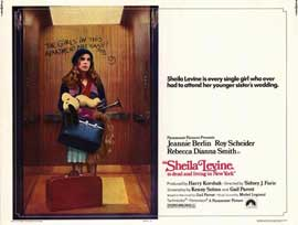 Sheila Levine is Dead and Living in New York - 11 x 14 Movie Poster - Style A