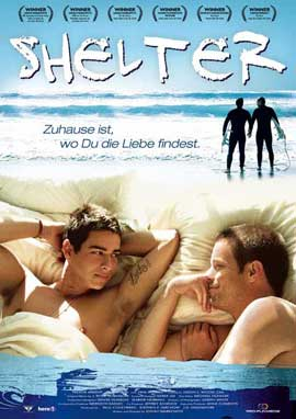 Shelter - 11 x 17 Movie Poster - German Style A