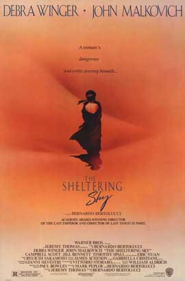 The Sheltering Sky - 11 x 17 Movie Poster - Style A