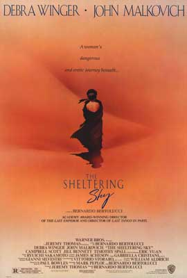 The Sheltering Sky - 27 x 40 Movie Poster - Style A