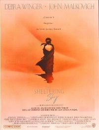 The Sheltering Sky - 43 x 62 Movie Poster - Bus Shelter Style B