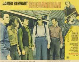 Shenandoah - 11 x 14 Movie Poster - Style E