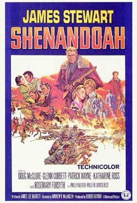 Shenandoah - 27 x 40 Movie Poster - Style A