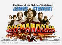 Shenandoah - 30 x 40 Movie Poster UK - Style A