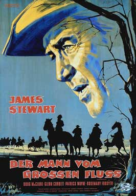 Shenandoah - 11 x 17 Movie Poster - German Style A