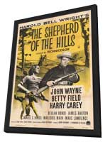 Shepherd of the Hills - 11 x 17 Movie Poster - Style A - in Deluxe Wood Frame