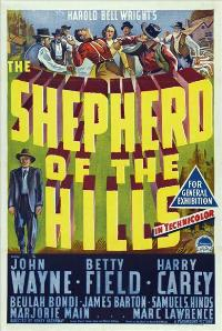 Shepherd of the Hills - 27 x 40 Movie Poster - Style D