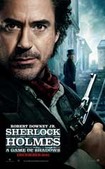 Sherlock Holmes A Game of Shadows - 11 x 17 Movie Poster - Style A