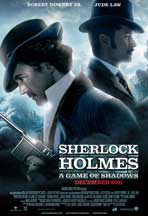 Sherlock Holmes A Game of Shadows - 11 x 17 Movie Poster - Style C