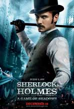 Sherlock Holmes A Game of Shadows - 11 x 17 Movie Poster - Style I